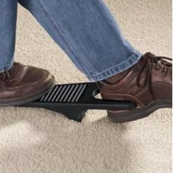 Enlève chaussures