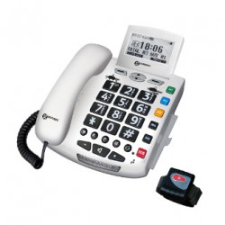 Téléphone appels d'urgence Serenities