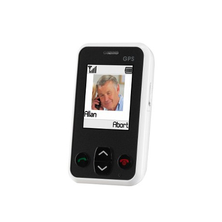 Mini-mobile senior GPS