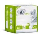ID PANTS L SUPER, vendu par carton de 8 paquets