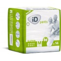 ID PANTS M SUPER, vendu par carton de 8 paquets