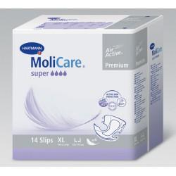 MoliCare Super Taille XL, vendu par carton de 4 paquets