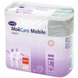 MoliCare Mobile Super Taille S, vendu par carton de 4 paquets