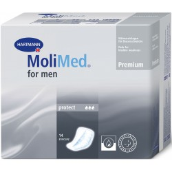 MoliMed for Men Protect, vendu par carton de 12 paquets