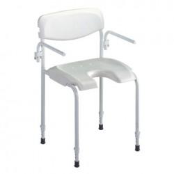 Chaise de douche fixe Alizé