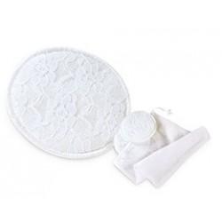 Coussinets 'allaitement lavables