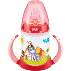 Biberon d'apprentissage 150 ml Winnie et Mickey