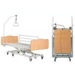 Lit Médicalisé 3 fonctions élctriques