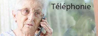 Téléphonie Sénior